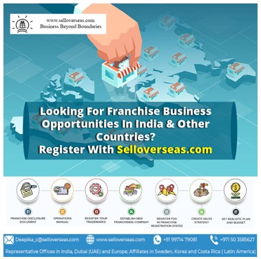 Franchise Opportunities in India